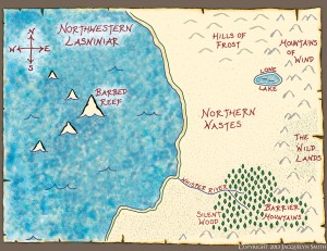 map_NW lasniniar web