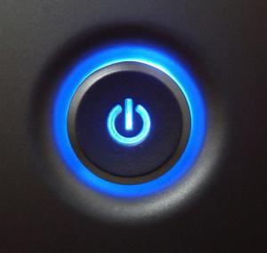 [Power Button] by [Orlando Alonzo]
